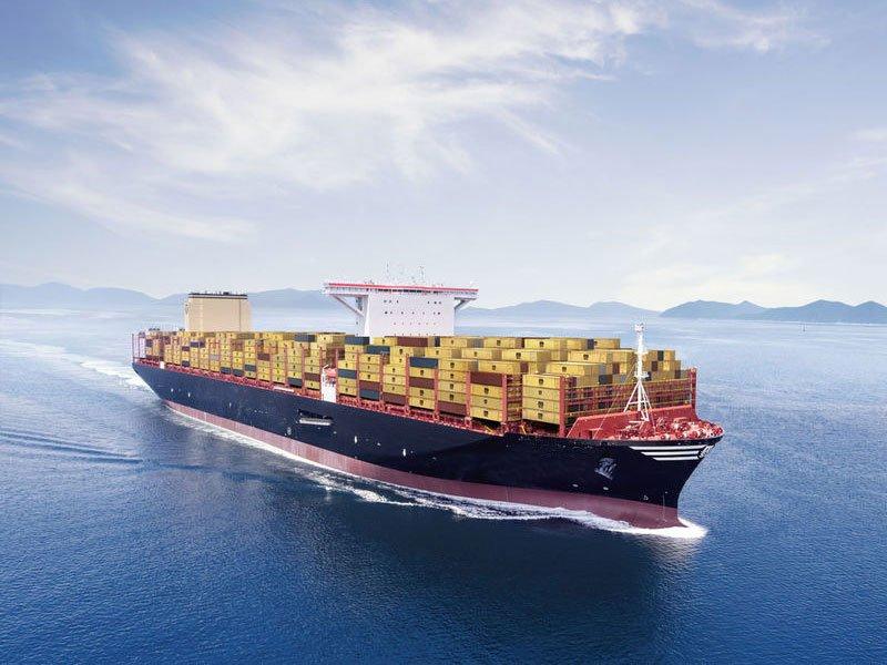 CCTV for Commercial cargo ship