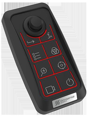 Joystick Controller for Ulysses Thermal Camera